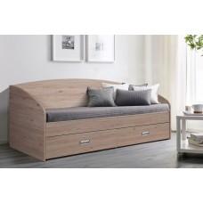 Кровать-тахта Любава с ящиками