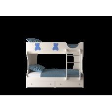 Кровать двухъярусная СН-108.01