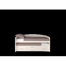 Кровать выдвижная детская СН-108.02