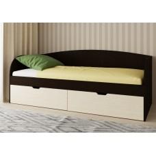 Кровать односпальная СН-120.01