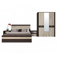 Набор мебели для жилой комнаты Коламбия-4 (Без основания)