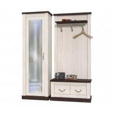 Набор мебели для жилой комнаты «ТАУЭР-7» (Прихожая-3)