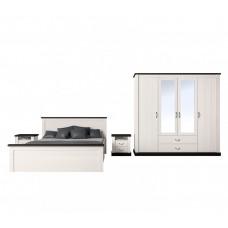 Набор мебели для жилой комнаты «ТАУЭР-8» (Спальня-1)