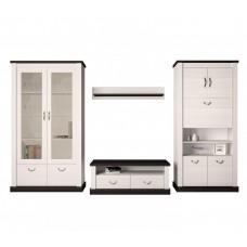 Набор мебели для жилой комнаты «ТАУЭР-1» (Гостиная-1)