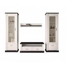 Набор мебели для жилой комнаты «ТАУЭР-3» (Гостиная-3)