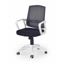 Кресло компьютерное Halmar ASCOT (черный/белый)