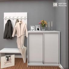 Шкаф для обуви СЕНАТОР ШК41 классика