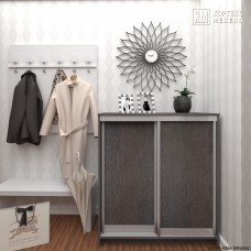 Шкаф для обуви СЕНАТОР ШК42 классика