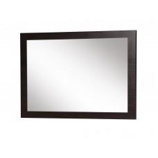 Зеркало навесное Порто-4/Венге