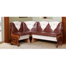 Угловой диван «Тюльпан»
